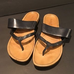Shoes - Timberland comforia leather sandals
